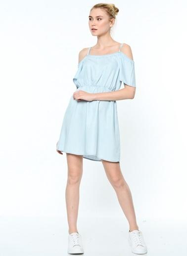 Askılı Kısa Elbise-Vero Moda